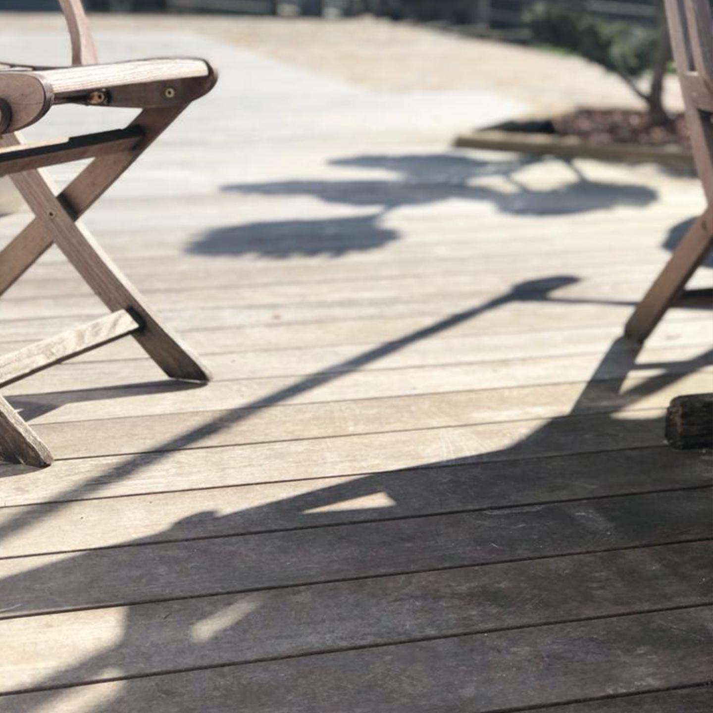 Pose de terrasse dans l'Oise
